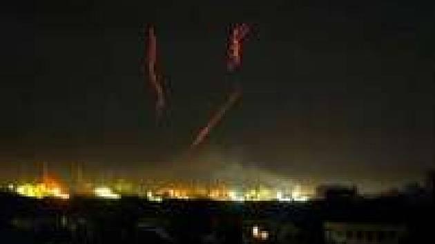 Výbuchy nad Colombem