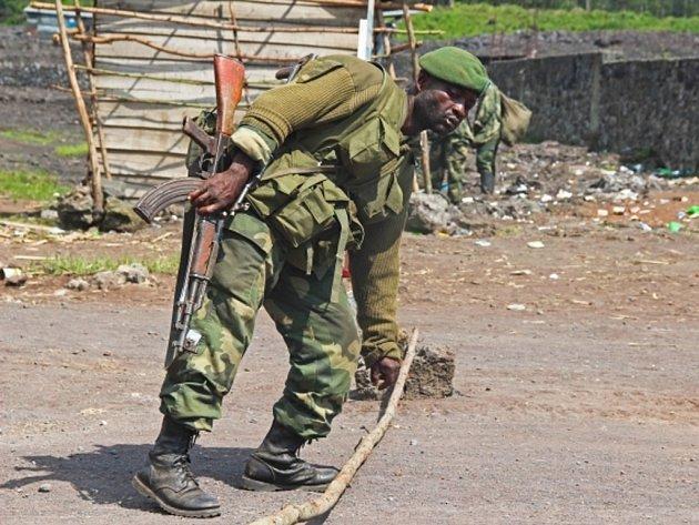 Rebelové z konžské povstalecké skupiny M23 vstoupili do východokonžského města Goma na hranicích s Rwandou.