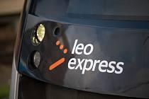 Modernizovaná vlaková jednotka Alstom dopravce Leo Express