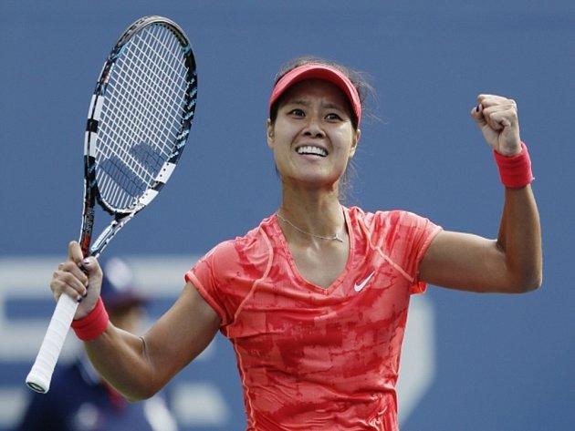 Li Na na US Open.
