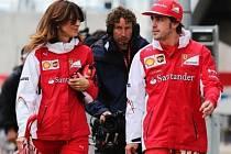 Velká cena Británie: Fernando Alonso