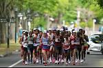 Maraton na LOH v Japonsku.