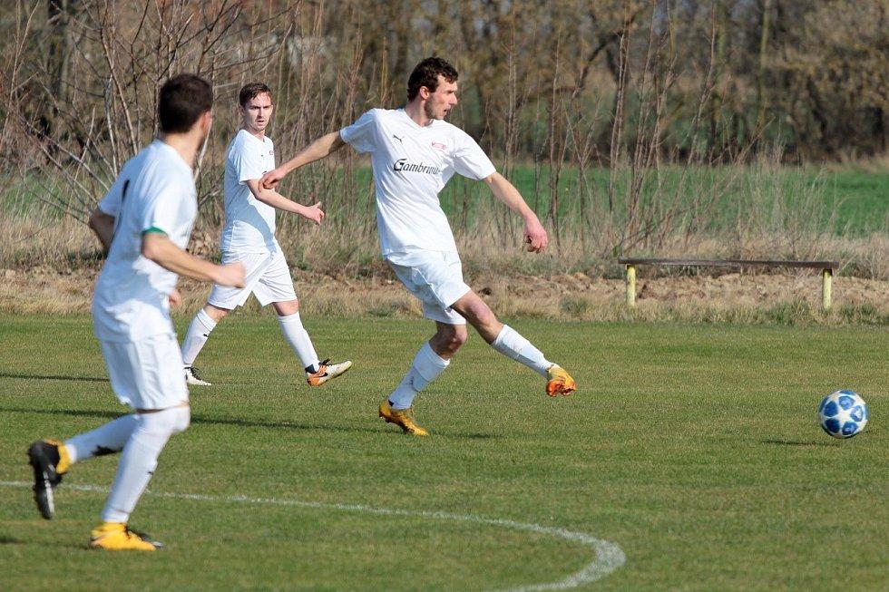 Fotbalisté Hrabětic už několik sezon balancují na hraně.