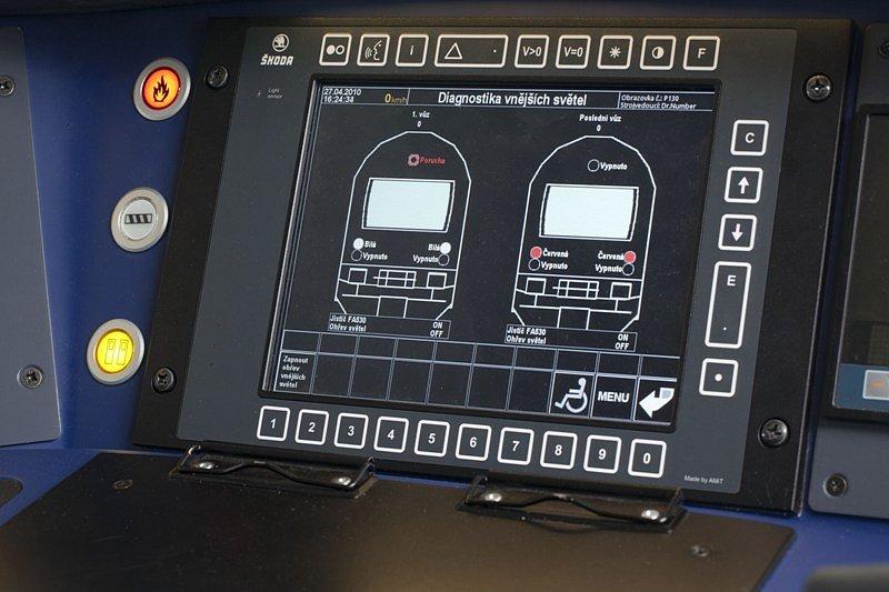 Jednopodlažní elektrická jednotka RegioPanter