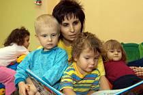 UNIKÁT. Nechat si v Ostravě hlídat dítě je dnes velký problém. Fungují tady totiž v současné době už jen jedny jesle.