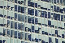 Kanceláře. Výšková budova. Ilustrační snímek