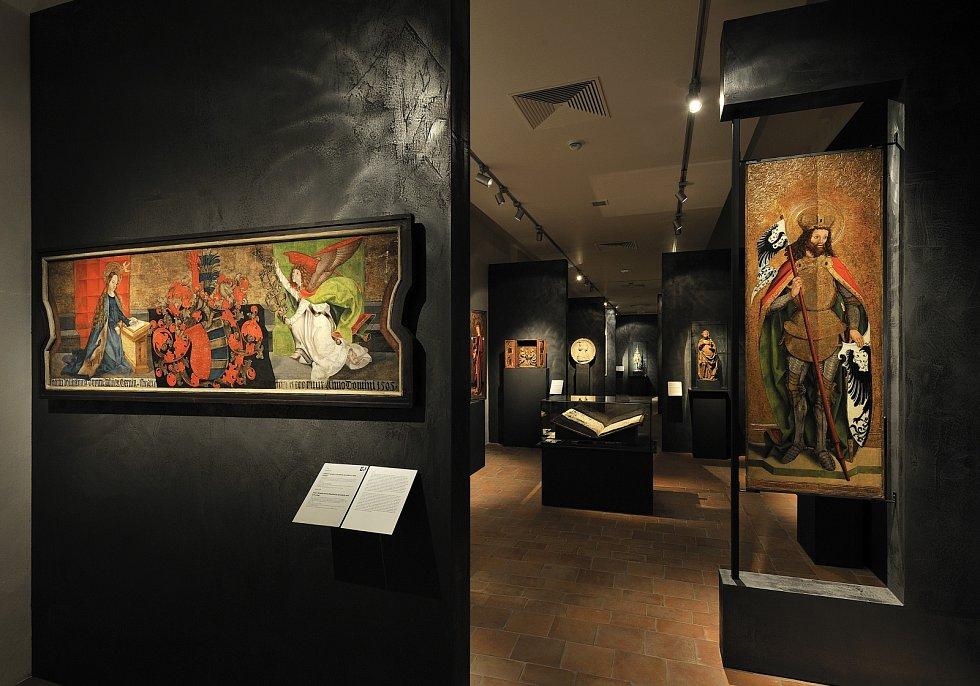 Galerie Středočeského kraje v Kutné Hoře: Europa Jagellonica