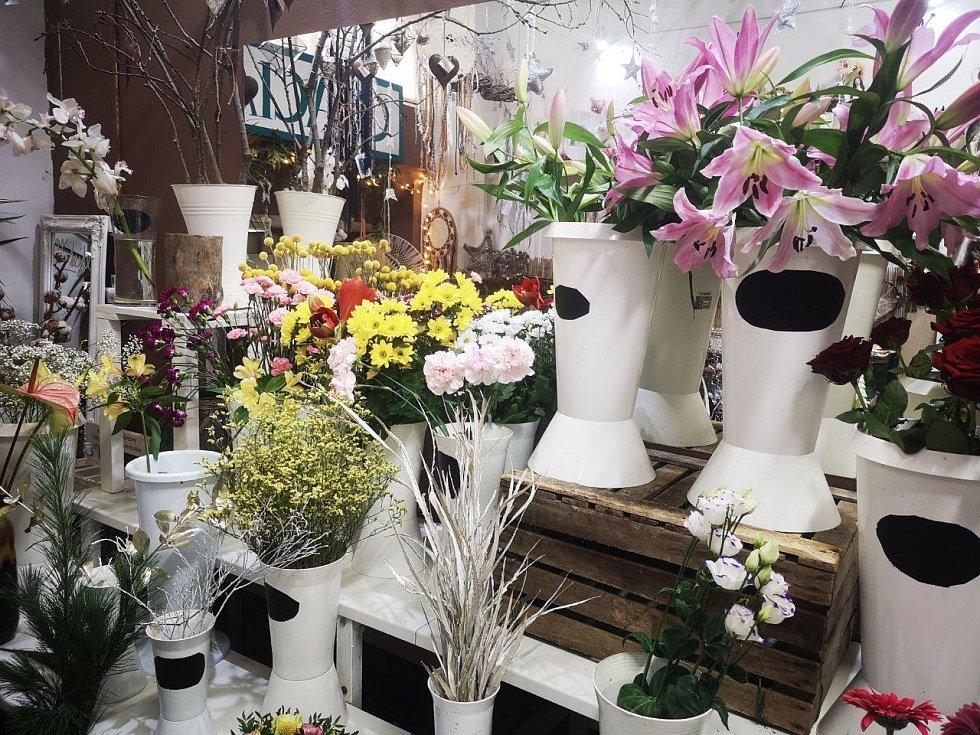"""Útulné květinářství """"Gracia"""""""
