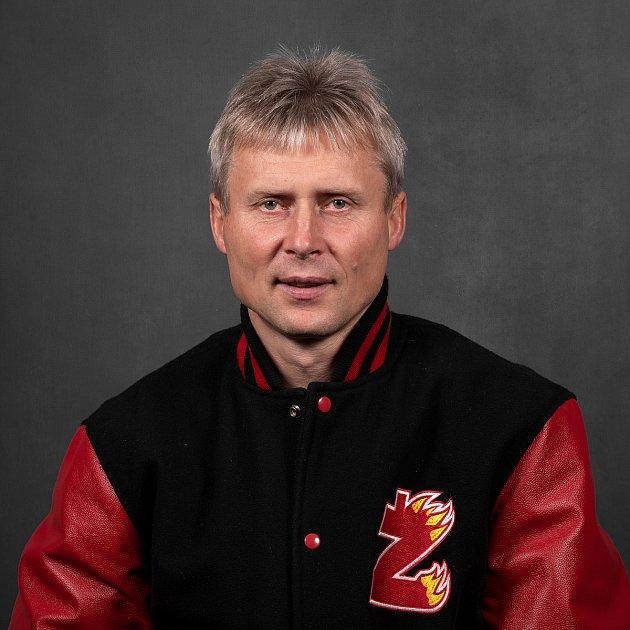 Martin Nečas, generální manažer SKLH Žďár nad Sázavou.