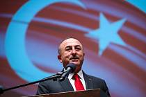 Turecký ministr zahraničí Mevlut Cavusoglu