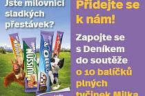 Milka soutěž