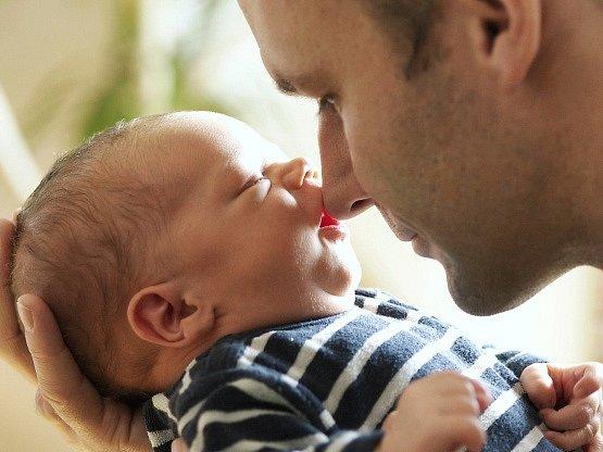 Otcovská dovolená je v Evropě už standardem a v průměru trvá dva týdny.