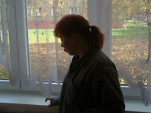 Marta Marhulová z Rokycan.