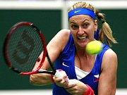 Petra Kvitová zvládla po pauze návrat na dvorce. V semifinále Fed Cupu proti Francii vyhrála obě dvouhry a zajistila Češkám finále.