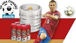 Tipliga. Vyhrajte sud piva a lístky na zápas s Anglií.