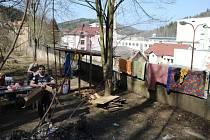 Sociálně slabí lidé, sociálně vyloučená lokalita - ilustrační foto