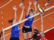Volejbal - ilustrační foto.
