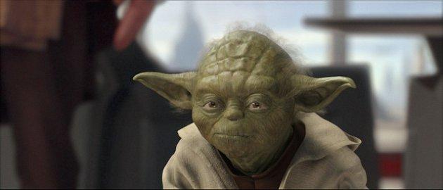 Oblíbená postava ze série Star Wars