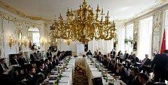 Na Pražském hradě proběhl 20. května summit EU-Čína za účasti čínského premiéra