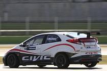 Testování nového závodního speciálu