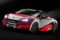 Peugeot RCZ R Bimota.