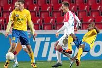 Slavia porazila Zlín