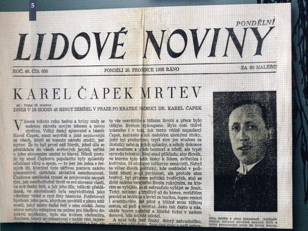 Jeho pohřeb provázela trapná eskapáda - Národní divadlo i Národní muzeum odmítly vystavit jeho tělo