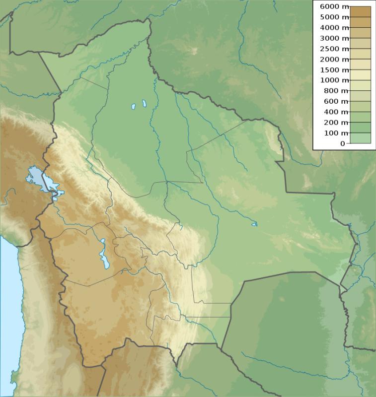 Bolivijská oblast, která se stala vzácným rezervoárem neznámých či zapomenutých živočišných i rostlinných druhů