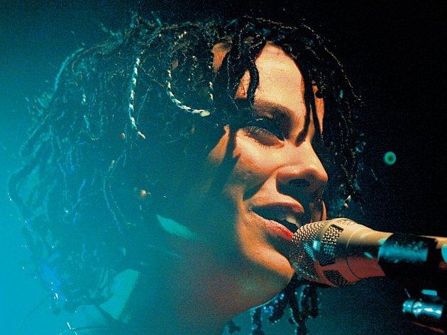 Aneta Langerová si prý koncerty náležitě užívá, těší ji reakce lidí.