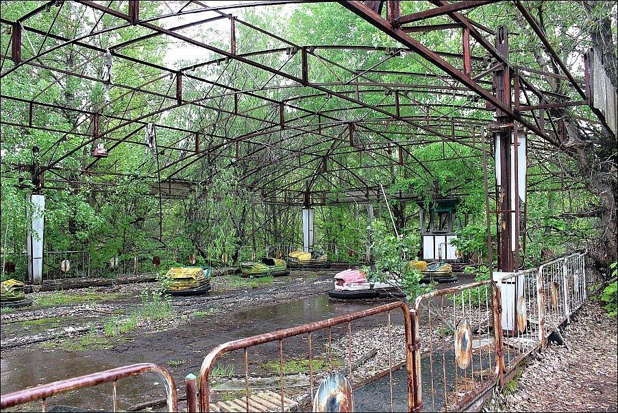 Černobylský lunapark