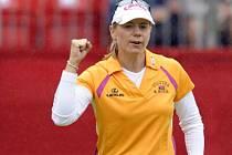 Bývalá světová golfová jednička Annika Sörenstamová.