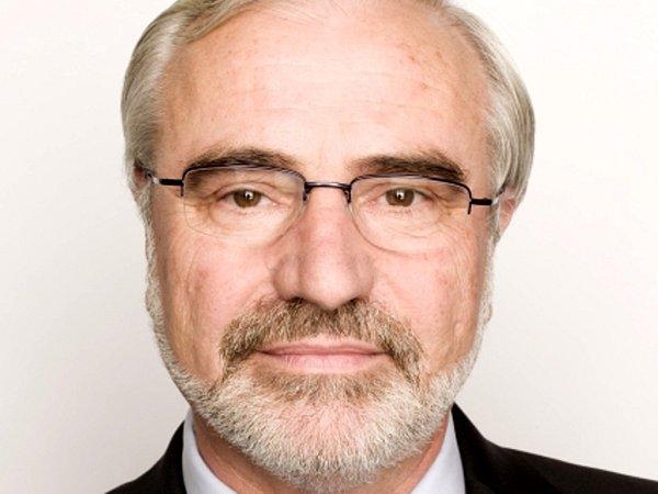 Poslanec Jiří Oliva (TOP 09).