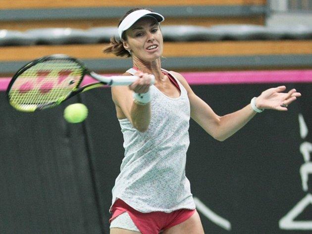 Tenisová legenda Martina Hingisová se vrací do Fed Cupu.