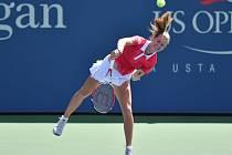 Juniorka Marie Bouzková triumfovala na US Open.