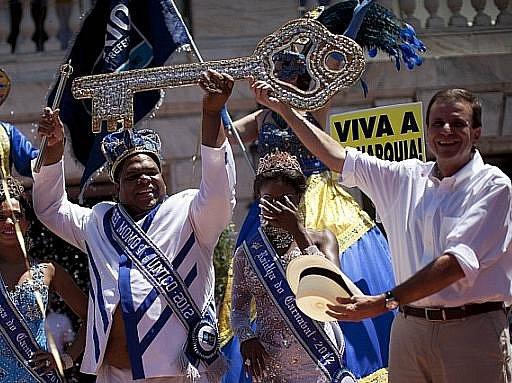 V brazilském Rio De Janeiru byl zahájen tradiční pětidenní festival