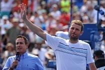 Mardy Fish a jeho loučení na US Open