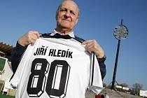 Bývalý fotbalový reprezentant Jiří Hledík.