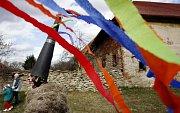 Tradice Vodění Jidáše ve Vraclavi