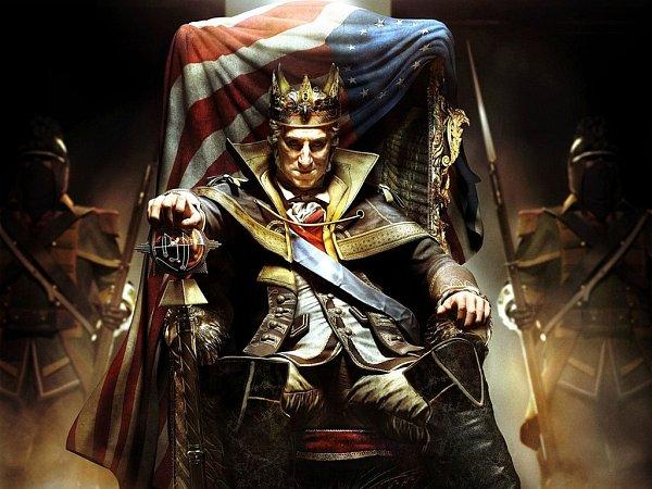 Počítačová hra Assassin'sCreed 3.