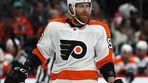 Hokejista Philadelphie Flyers Jakub Voráček.