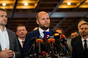 Jaroslav Naď, dvojka kandidátky Obyčejných lidí (OLaNO) ve slovenských volbách
