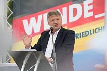 Předseda německé AfD Jörg Meuthen