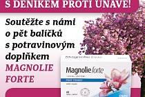 Magnolie soutěž