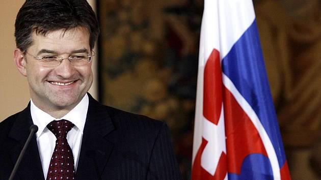 Miroslav Lajčák, ministr zahraničních věcí Slovenské republiky.