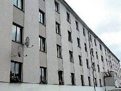 Místo pro sociální bydlení v Litvínově