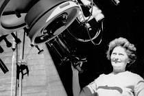 Ľudmila Pajdušáková, první československá astronomka