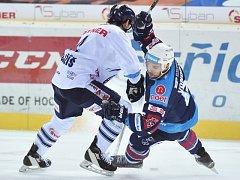 Dohrávka 18. kola extraligy: Liberec - Chomutov