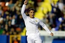 Real Madrid vyhrál v Levante. Pomohl k tomu i Cristiano Ronaldo