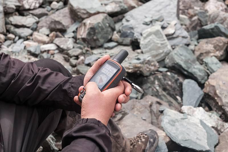 Chytré aplikace pomůžou v případě nouze s vaší lokací, což bývá vhorském terénu největší problém