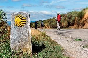 Z pouti do Santiaga de Compostela.